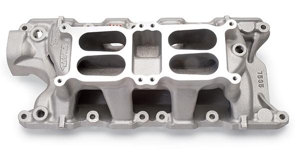 Edelbrock RPM Air-Gap Dual-Quad intake manifold for Ford 289-302