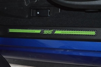 2015+ STI Door Trim Overlays 2 Color