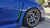 2015+ WRX/STI Pac Man Side Fender Inserts