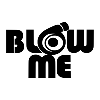 Blow Me Decal