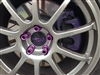 Center Cap Overlays For Rota Wheels 65MM