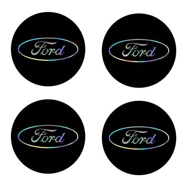 Ford Center Cap Overlays