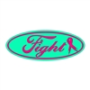 Ford Fight Breast Cancer Emblem Overlay Set