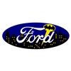 Gotham City Ford Emblem Overlay Set