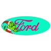 Grinch Ford Overlay Set