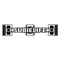 SubieLife Boxer Decal