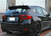 Tinted Reverse Light Overlays for 08-14 Impreza/WRX/STI Hatch