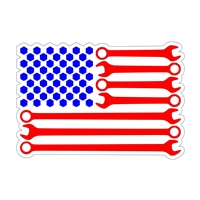 Wrench Flag