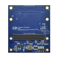 Connect Tech - Mimic (AGX001) – NVIDIA Jetson AGX Xavier to TX2/TX2i/TX1 Adapter