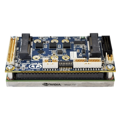 Connect Tech - Elroy Carrier (ASG002) for NVIDIA Jetson TX2/TX2i/TX1
