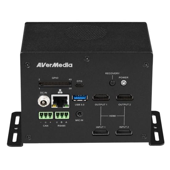 Avermedia - EX731 Jetson PC Embedded System, Powered by NVIDIA Jetson TX2