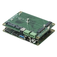 AVerMedia EX731-AAN2 Pico-ITX Carrier Board with Dual M.2 Support Daughter Board for NVIDIA Jetson TX1 and Jetson TX2