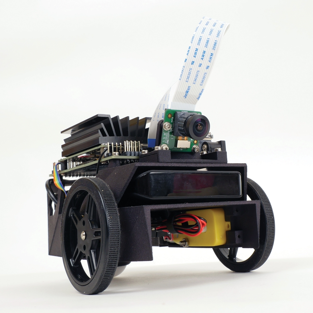NANO JETBOT KIT - An educational AI robot based on NVIDIA Jetson Nano
