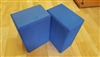 TRUE BLUE Foam Yoga Block, large