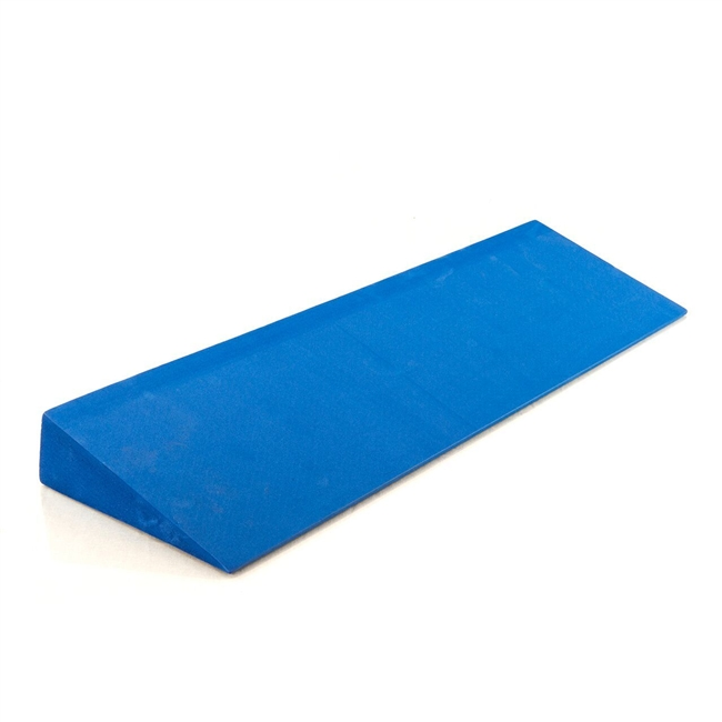 TRUE BLUE Foam Yoga Wedge
