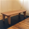 TRUE BLUE Setu Bandha Bench 15″ * FREE SHIPPING *