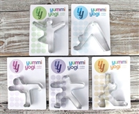 Yummi Yogi Cookie Cutter