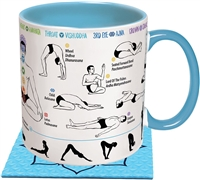 How To: Yoga Coffee Mug