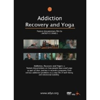 Addiction, Recovery and Yoga DVD