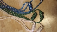 Set of High and Low TRUE BLUE Wall Ropes