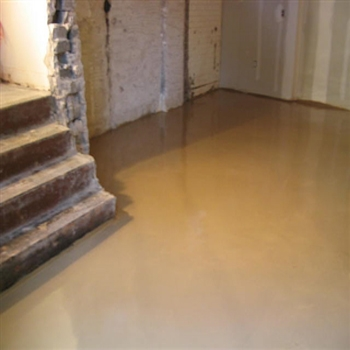 Power-Level - Self-Leveling Floor Overlay Coating