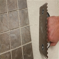 Sider-Thin Set Mortar - Pool Tile Thin Set