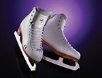 LADIES Riedell 2010 Fusion White - Boot Only