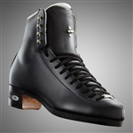 MENS Riedell 875 Silver Star Black - Boot Only