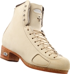 LADIES Riedell 975 Instructor Abeline or White - Boot Only