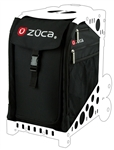 Obsidian Black Zuca Bag - NO FRAME