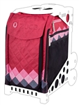 PINK DIAMONDS Zuca Bag - NO FRAME