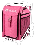 Pink Hot Zuca Bag - NO FRAME