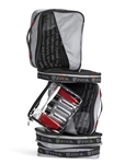 ZUCA FLYER Packing Pouch Set - Gray