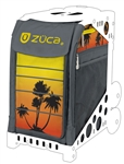 TROPICAL SUNSET Zuca Bag  - NO FRAME!