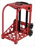ZUCA Bag Frame Red