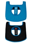 Sport Seat Cushion, Blue/Black