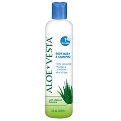 Aloe Vesta Body Wash and Shampoo