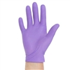 Halyard Purple Nitrile Exam Gloves