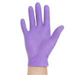 Halyard Purple Nitrile Gloves STERILE