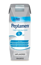 Peptamen 1.0 CAL 250 mL container