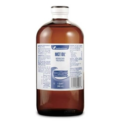 MCT Oil 32 oz Bottle