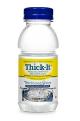Thick-It AquaCareH20 Thickened Water 8 oz Re-Sealable Bottle