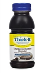 Thick-It AquaCareH2O Thickened Coffee 8 oz Re-Ssealable Bottle
