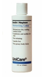 Unicare Moisturizing Lotion 8 ounce bottle