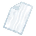 "ProcCare Disposable Underpad Bed Pad 21""x34"""