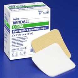 Kendall Foam Wound Dressing