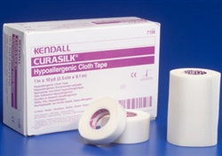 Kendall_Curasilk_Hypoallergenic_Cloth_Tape