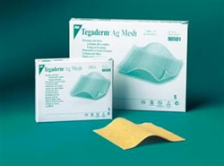 3M Tagaderm Ag Mesh Dressing with Silver