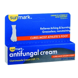 Sunmark_Antifungal_Cream_Clotrimazole_USP_1%_1_oz_Tube