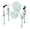 Merits Bariatric 3-in-1 Commode Chair - 650-lbs. Weight Capacity - Case of 2